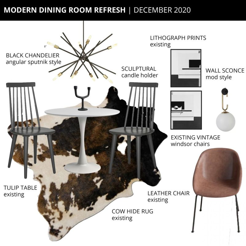 Holiday Entertaining: Refreshing My Dining Space with AllModern