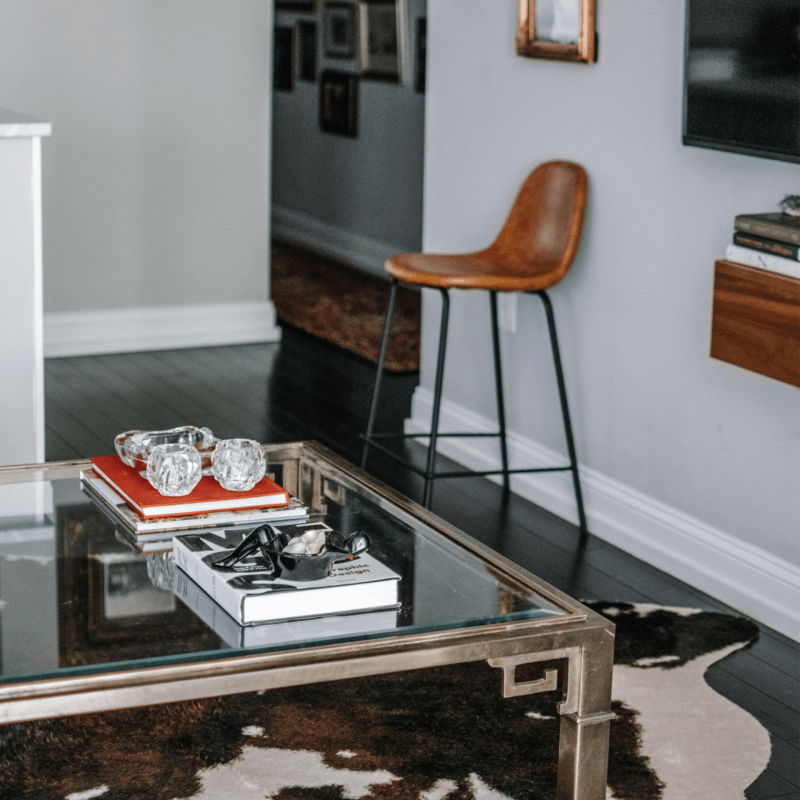 A Half Reveal: Our Kitchen and Living Room Redo With AllModern