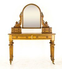Vintage Dressing Table | Antique Vanity | Victorian ...