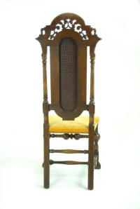 Antique High Back Chairs | Antique Furniture