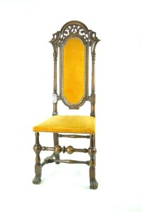Antique Arm Chair   William and Mary Chair   Scotland ...