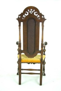 High Back Antique Chairs | Antique Furniture