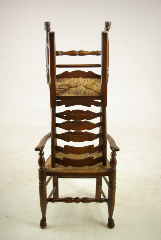 Antique Ladder Back Chairs 51 Rush Chairs Rush Seat