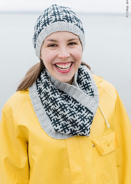 Hashtag Set Knitting Pattern by Heather Classen at Twist Collective. Photo by Crissy Jarvis