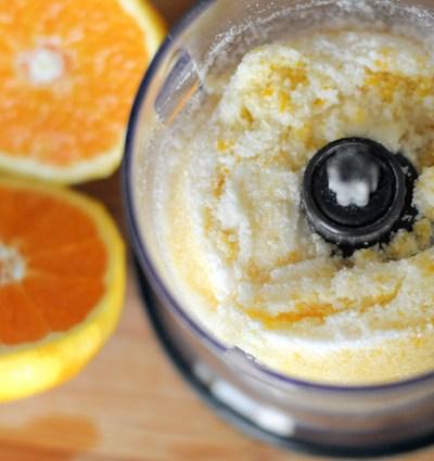 Creamy Homemade Orange Curd