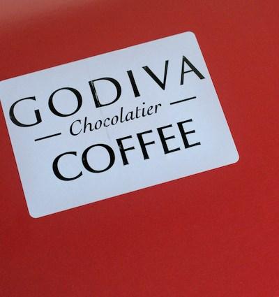Godiva Chocolate Affogato