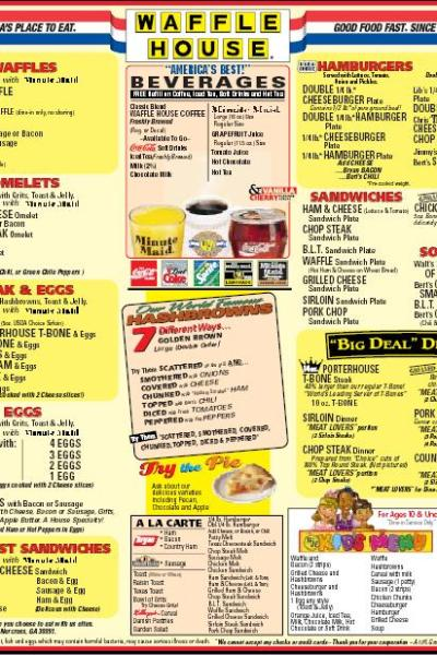 The Waffle House Story