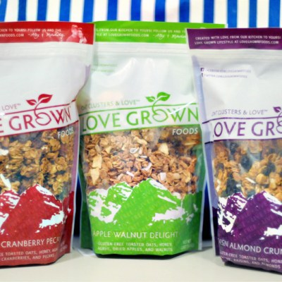 Love Grown Giveaway!