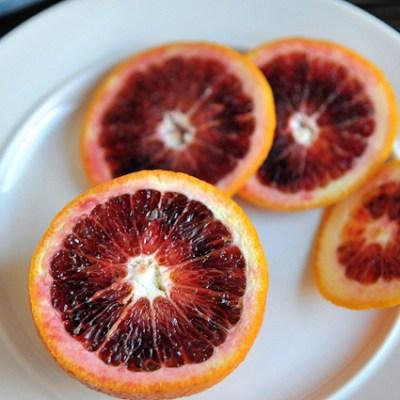 Blood Orange Salmon en Papillotte