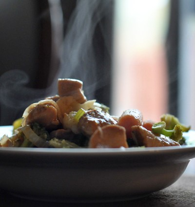 Blog Love:  Crock Pot Kung Pao Chicken
