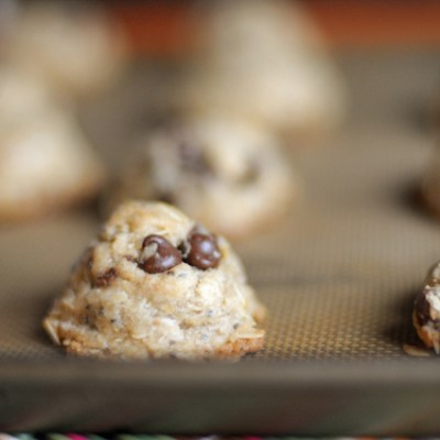 Blog Love:  Brown Butter Oatmeal Chocolate Chunk Cookies