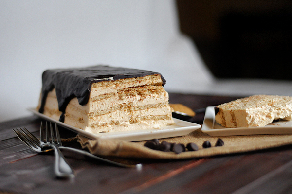 Reese's Peanut Butter Icebox Cake
