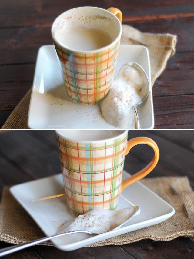 Starbucks Knock-Off Chai Tea Latte || Heather's Dish