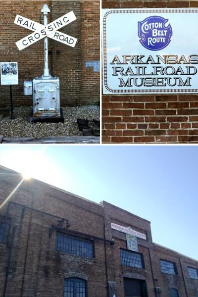 February Travel: A Trip to Pine Bluff, Arkansas