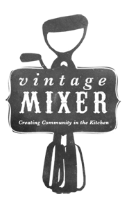 What I Love About...The Vintage Mixer