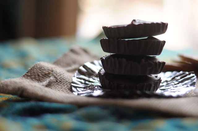 Kit Kat Cups || Heather's Dish