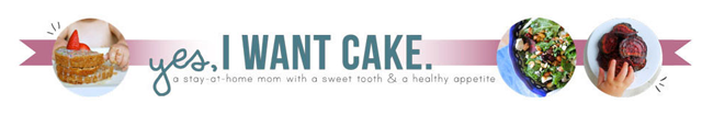 What I Love About…Yes, I Want Cake
