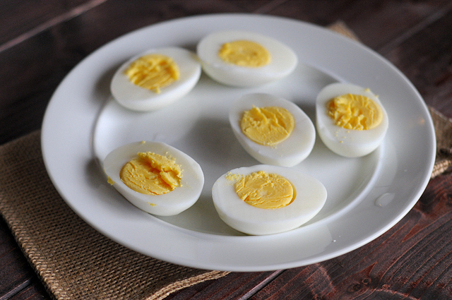 Avocado Deviled Eggs    Heather's Dish