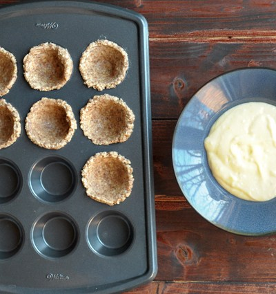 Healthy Baby Cheesecake Bites