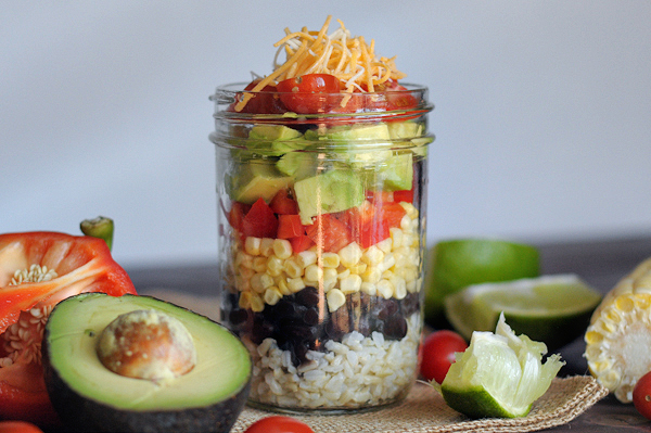 7-layer-Mexican-salad