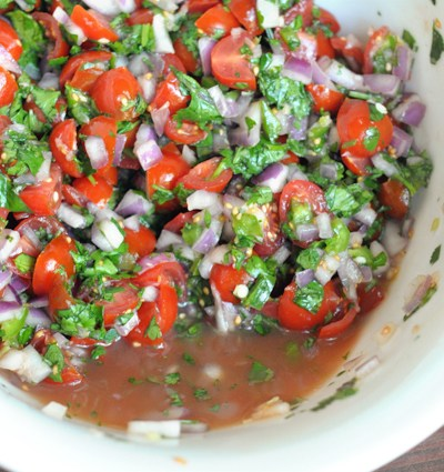 My Favorite Pico de Gallo