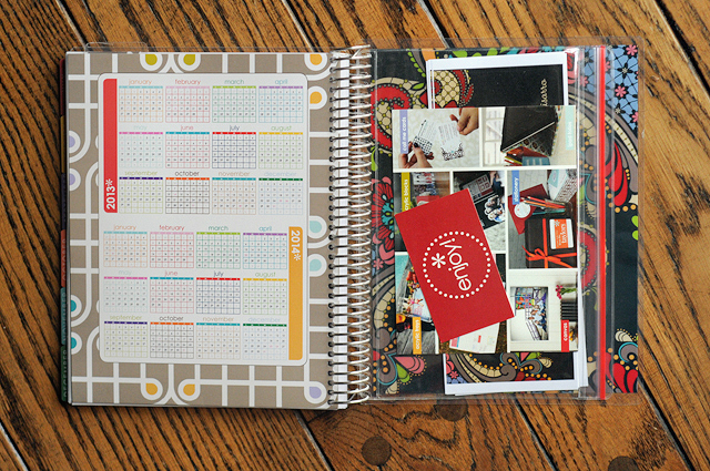 Planning Life: A Tour Through My Erin Condren Planner || Heather's Dish