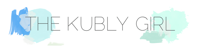 What I Love About...The Kubly Girl