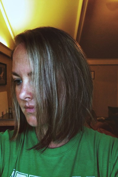 #LiveBoldly Day 3: Try a New Hair Color