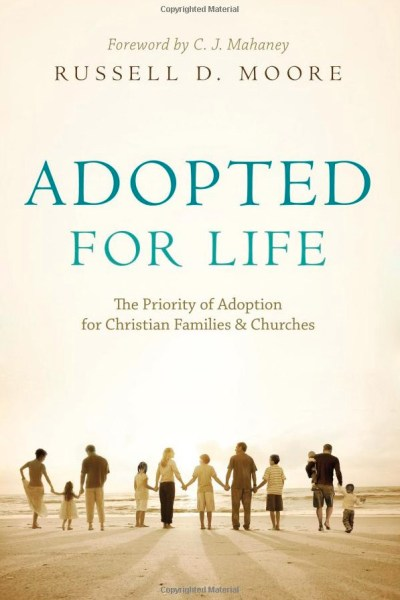 I {heart} Reading: Adopted for Life