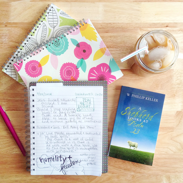 On Humility in Blogging    HeathersDish.com