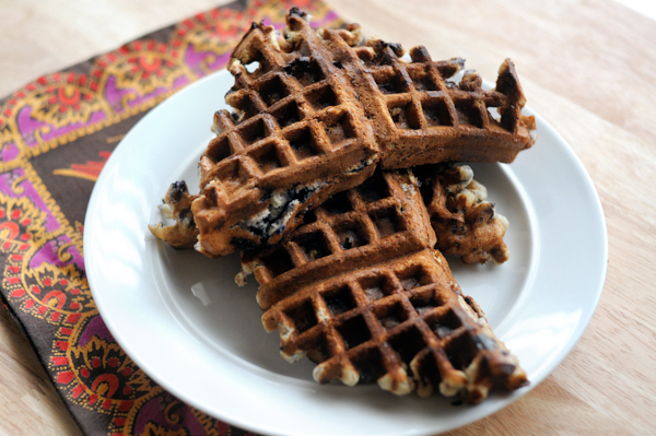 blueberry-muffin-waffles