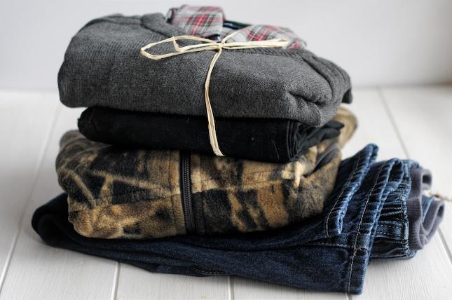 Dressing the Dude: A Moxie Jean Fashion Show || HeathersDish.com
