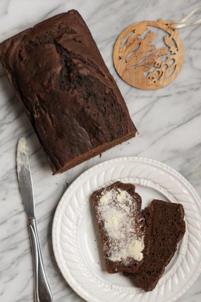 Chocolate Banana Bread