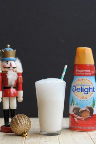 Peppermint Truffle Italian Cream Sodas