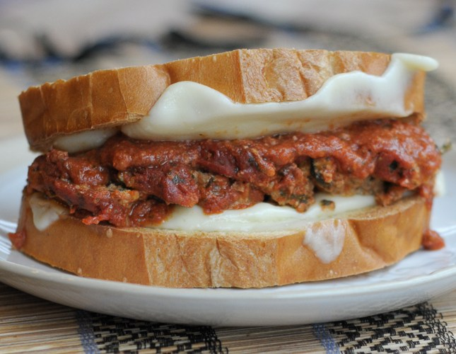 My Ultimate Meatball Sandwich