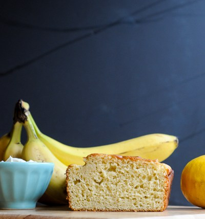 Banana yogurt cake || Heather's Dish