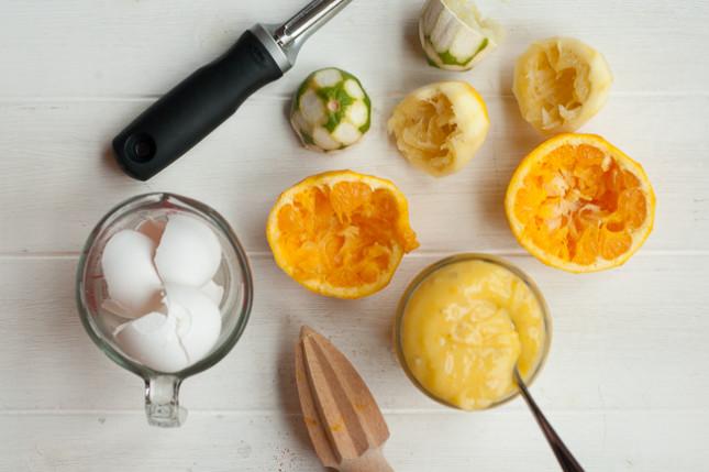 Creamy Citrus Curd recipe
