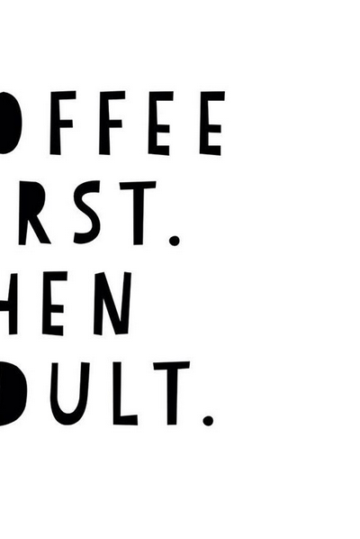 Coffee First