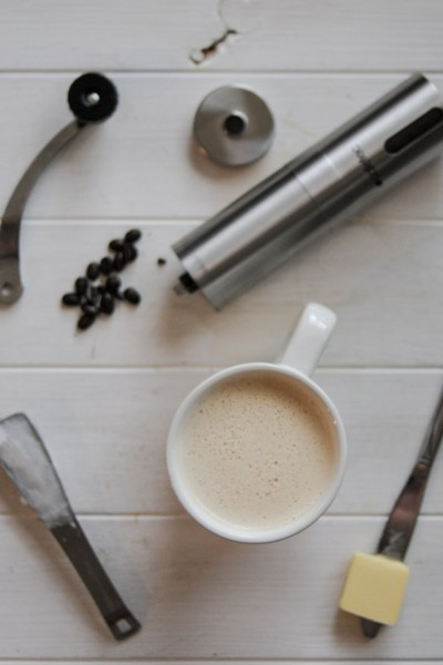 The Best Bulletproof Coffee @heathersdish