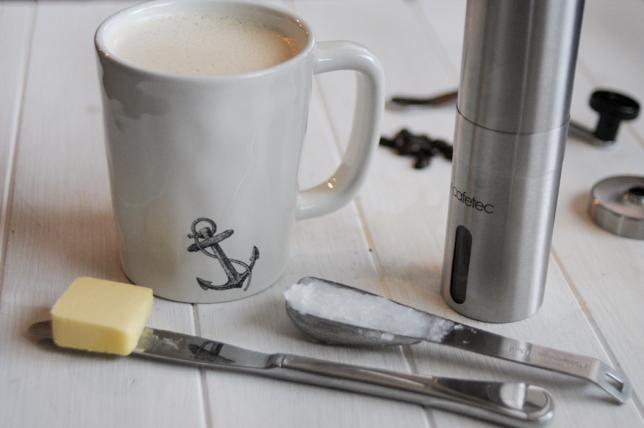 The Best Bulletproof Coffee @heathersdish