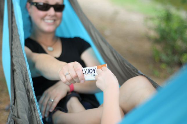 Microadventures in Camping with @heathersdish @FLYJOY and @kammock #sponsored #goflyjoy #theroolife