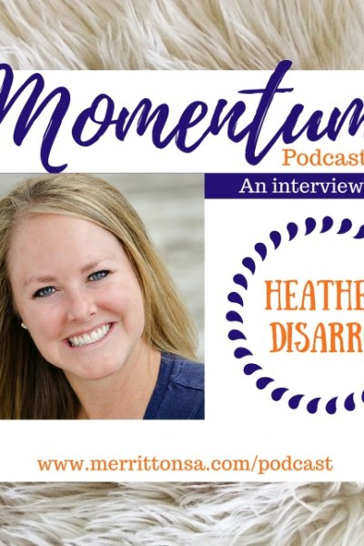 Momentum Podcast - Episode #6 with @heathersdish