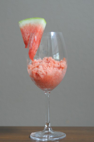 Watermelon Granita on @tastearkansas from @heathersdish