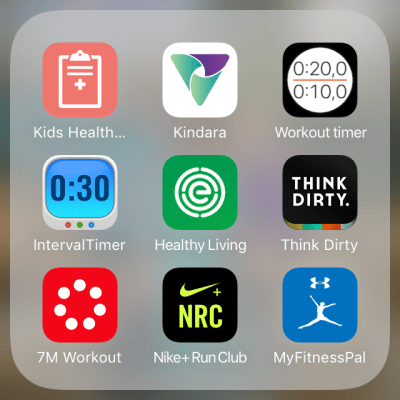 My Favorite Apps for Pursuing a Healthier Life