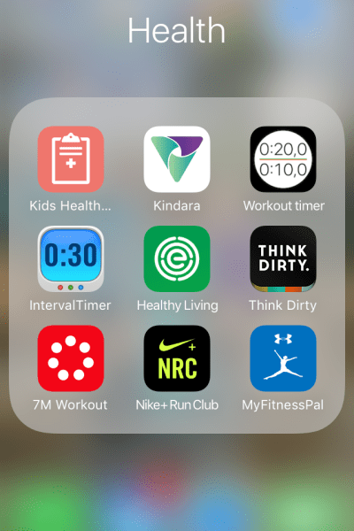 My Favorite Apps for Pursuing a Healthier Life. In my opinion these are the best apps to really make healthy living easy and doable for just about anyone! @heathersdish