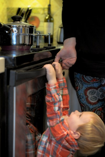Making Cooking with Kids Fun AND Safe with Potsafe