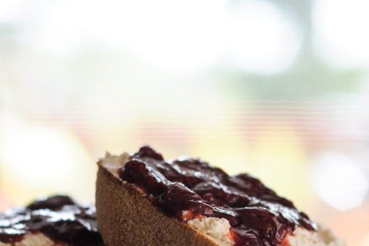 3-Ingredient Balsamic Maple Strawberry Jam