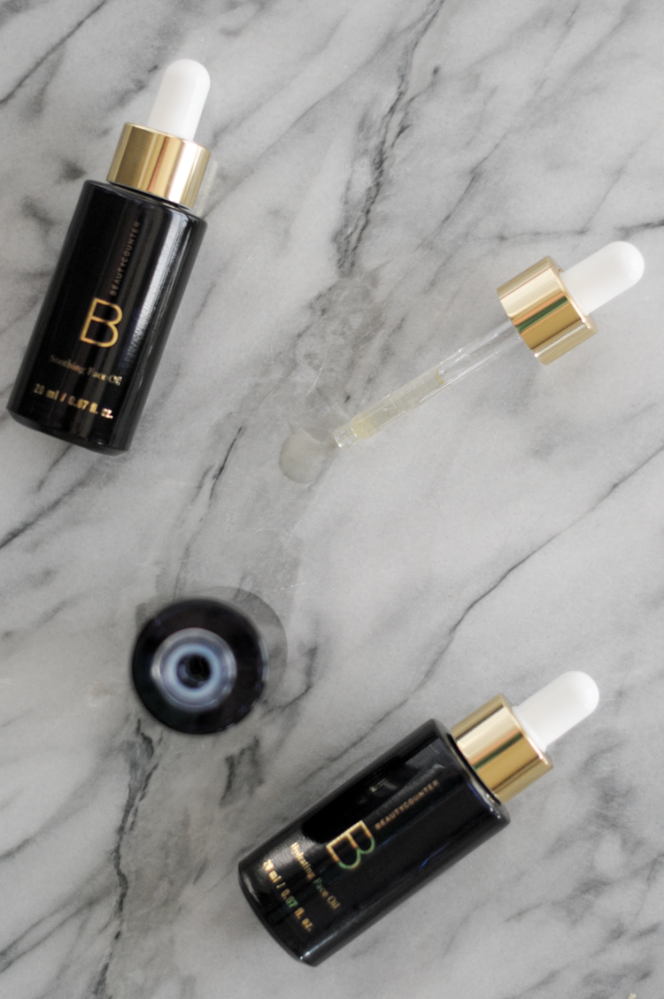 An Introduction to Face Oils with Beautycounter! These oils could be the key to clearer, healthier, more radiant skin.
