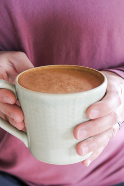 Collagen-Packed Homemade Pumpkin Mocha