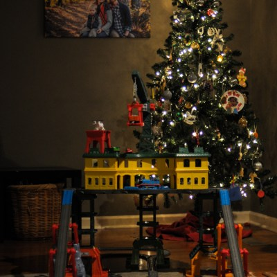 Toys My Kids Love: Thomas & Friends Super Station